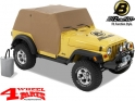 Trail Cover from Bestop Spice Jeep Wrangler TJ year 97-06