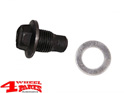 Oil Pan Drain Plug Jeep year 72-90 with 2,5 + 4,0 + 4,2 L