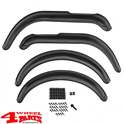 Fender Flare Kit with Hardware 5-pce. Jeep CJ year 55-86