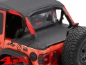 Duster Deck Cover Bestop Black Diamond Wrangler JL year 18-20 4-doors