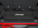 Cargo Liner Boot Mat Liner Rear Elite Series with Logo for Jeep