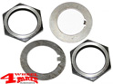 Wheel Bearing Nut + Wascher Kit Dana 25 + 27 + 30 year 41-86