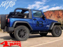 FasTop Softtop Automatic Top Jeep Wrangler JK year 07-18 2-doors