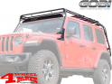 Overhead Roof Rack Stealth GOBI Wrangler JL year 18-20 Sky One 4-doors