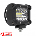 LED Headlamp Square 8x10cm 60 Watts with E-mark