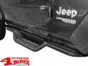 Side Tube Steps with Step textured Wrangler JL year 18-20 2-doors