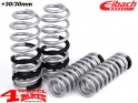 Lift Spring Kit Eibach with TÜV +30mm Wrangler JL year 18-20 4-doors