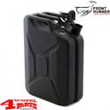 Jerry Can 20 L Steel Black from Front Runner