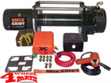 Winch MaxKraft MK 9000C 4082kg 12V without Winch Rope
