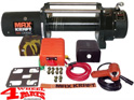 Winch MaxKraft MK 12000C 5443kg 12V without Winch Rope