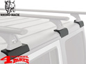 Overhead Rhino Rack Mounting Kit Wrangler JK year 07-18 4-doors