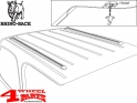 Overhead Rhino Rack Rail Kit for Hardtop Wrangler TJ year 97-06