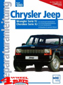 Repair Manual Wrangler YJ / Cherokee XJ on 239 Pages German