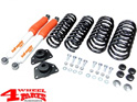 Suspension System Lift Kit Trailmaster with TÜV +50mm Lift Cherokee KJ year 02-07