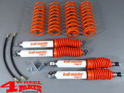 Suspension System Lift Kit Trailmaster with TÜV +50mm Comfort Jimny FJ year 98-18 Diesel with ABS
