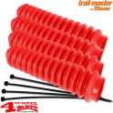 Shock Boot Set 4 pce. red from for all accessories Shock Absorbers