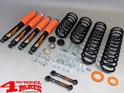 Lift Kit Combat with TÜV +50mm Wrangler JK year 07-18 4-door 2,8 L CRD