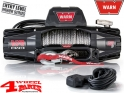 Winch WARN EVO 12-S 5443kg 12V with Synthetic Winch Rope